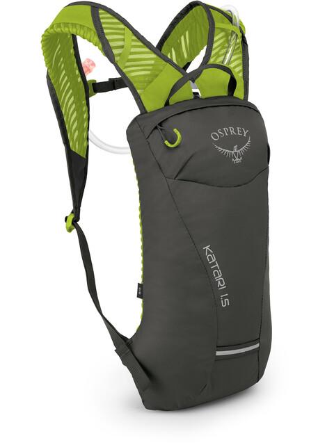 Osprey Katari 1.5 - Sac à dos - gris/vert